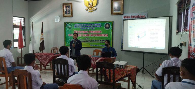 LDK SMK INSTITUT INDONESIA HADIRKAN PENGURUS BEM